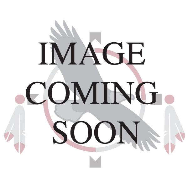Small Pole Vase Sitting Bull